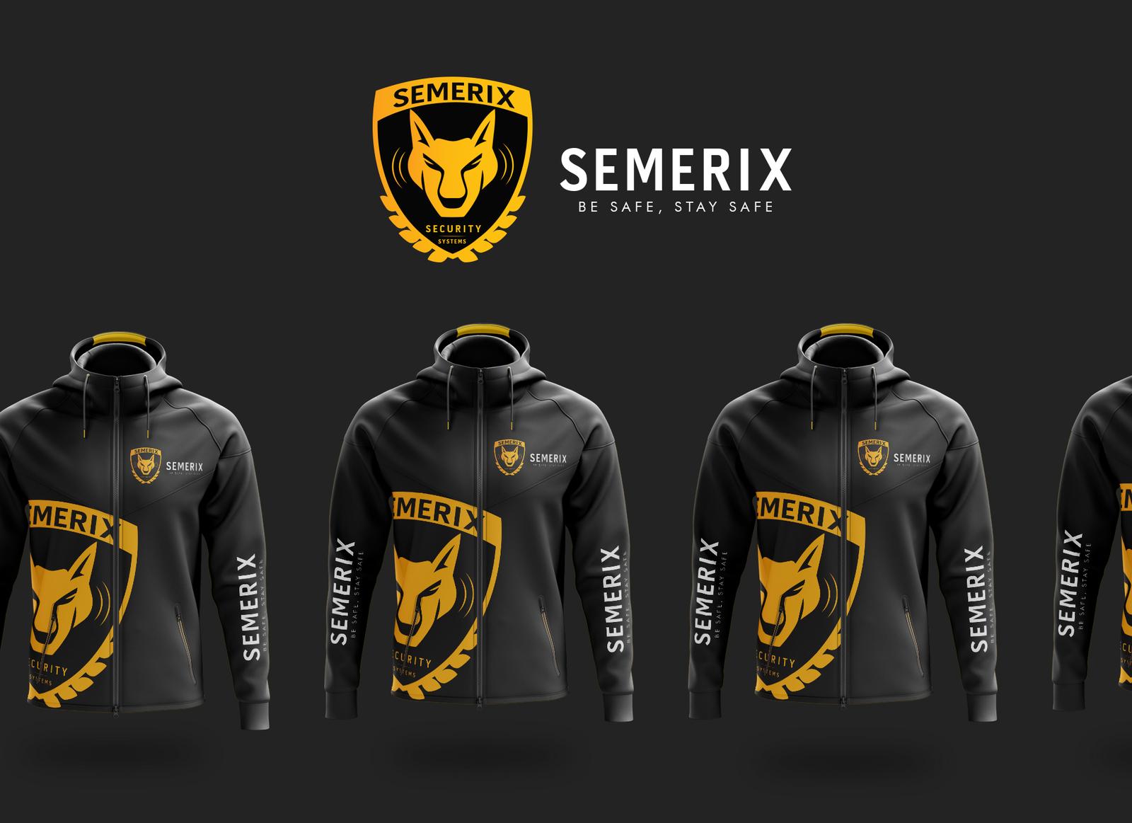 Semerix Security Logo