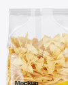 Farfalle Pasta Mockup - Front View