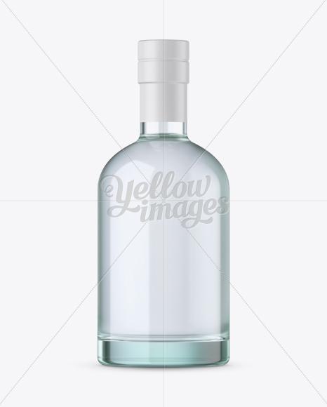 Download Matte Oslo Plate Bottle W Shrink Band Mockup In Bottle Mockups On Yellow Images Object Mockups PSD Mockup Templates