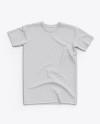 Men's Heather Classic Regular T-Shirt - Top View