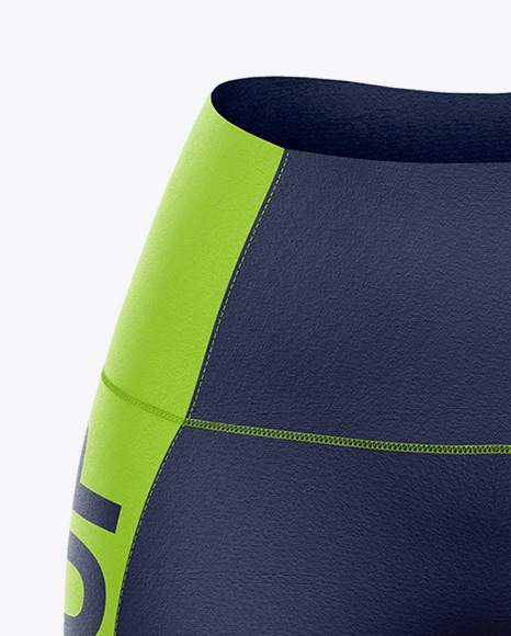 Fitness Kit Mockup - Front View