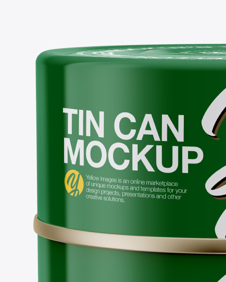 Two Cans Mockup