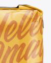 3 kg Matte Paper Bag Mockup - Front View