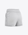 Shorts  Mockup
