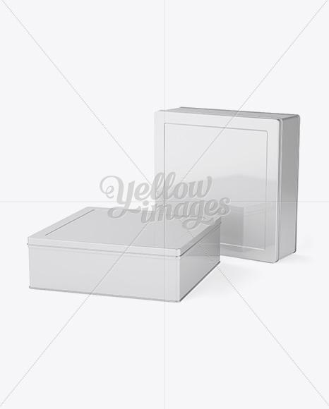 Download Square Box Mockup Psd Free PSD - Free PSD Mockup Templates