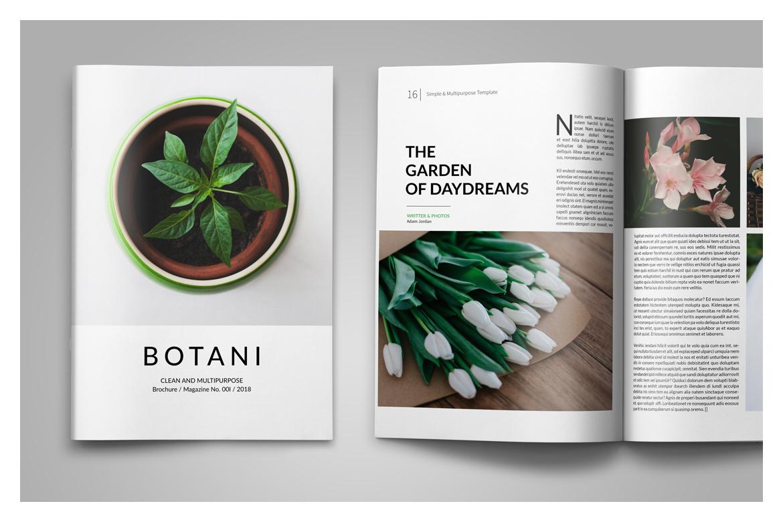 BOTANI Magazine