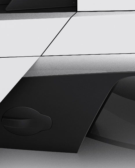 Lamborghini Murciélago Mockup Top View