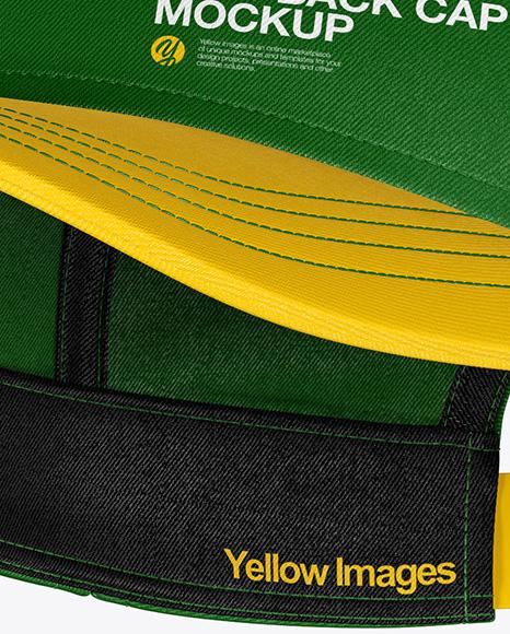 Download Bandana Mockup Free Download Yellow Images