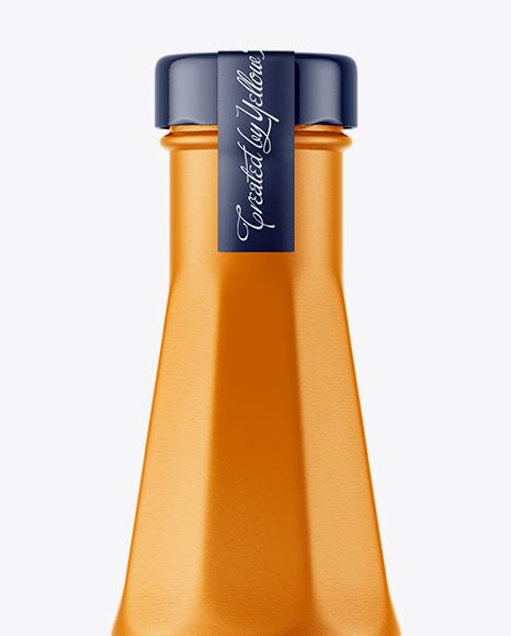 Download Ceramic Wine Bottle Paper Label Mockup PSD - Free PSD Mockup Templates