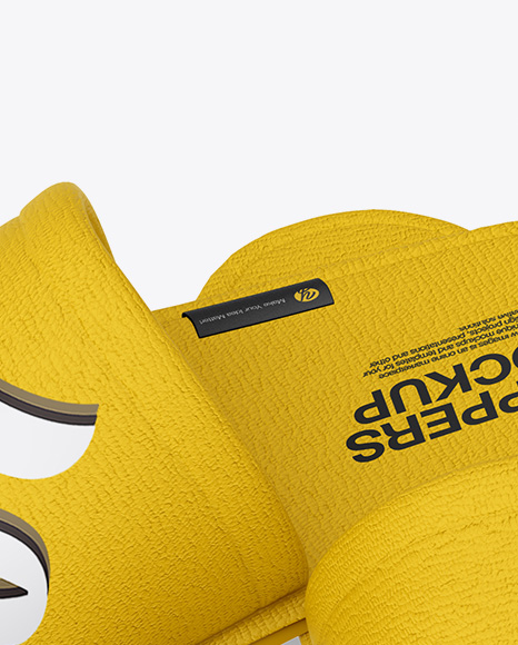 Download Slippers Mockup Psd Yellowimages