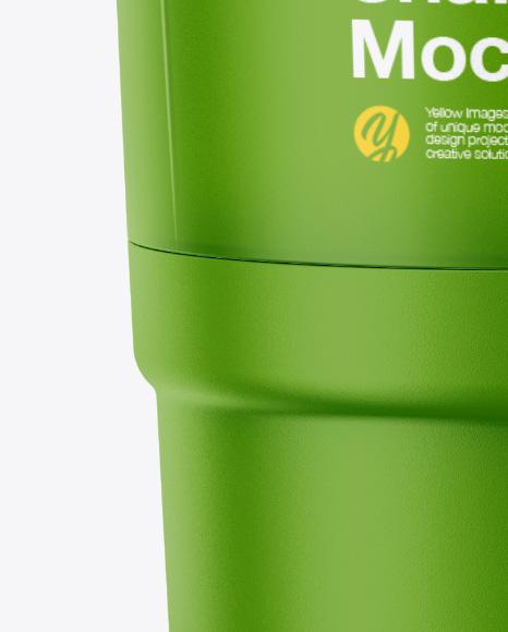 Shaker Bottle Mockup