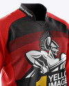 Paintball Jersey Mockup