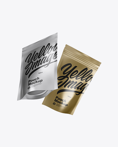 Download Paper Pouch Packaging Mockup PSD - Free PSD Mockup Templates