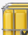 Intermediate Bulk Container (IBC) Mockup