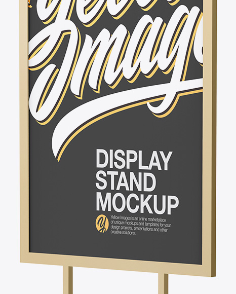Download Conference Booth Mockup Yellowimages