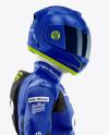 MotoGP Racing Kit Mockup