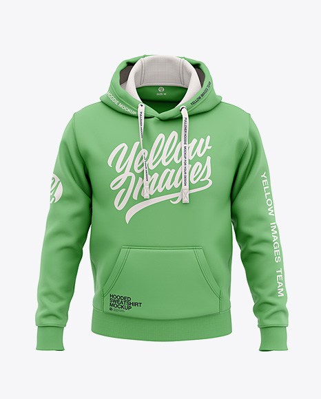 Download Short Sleeve Zip Hoodie Mockup Back Halfside View Yellowimages