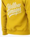 Pullover Hoodie Mockup