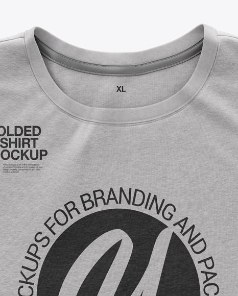 Download Folded Polo Shirt Mockup Free PSD - Free PSD Mockup Templates