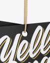 Matte Labels Mockup