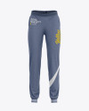 Women's Heather Cuffed Joggers - Front View