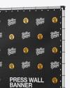 Press-Wall Mockup