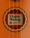 Glossy Ukulele Mockup