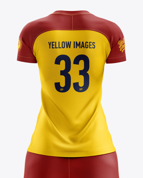 Download Full Soccer Kit Front View Yellowimages