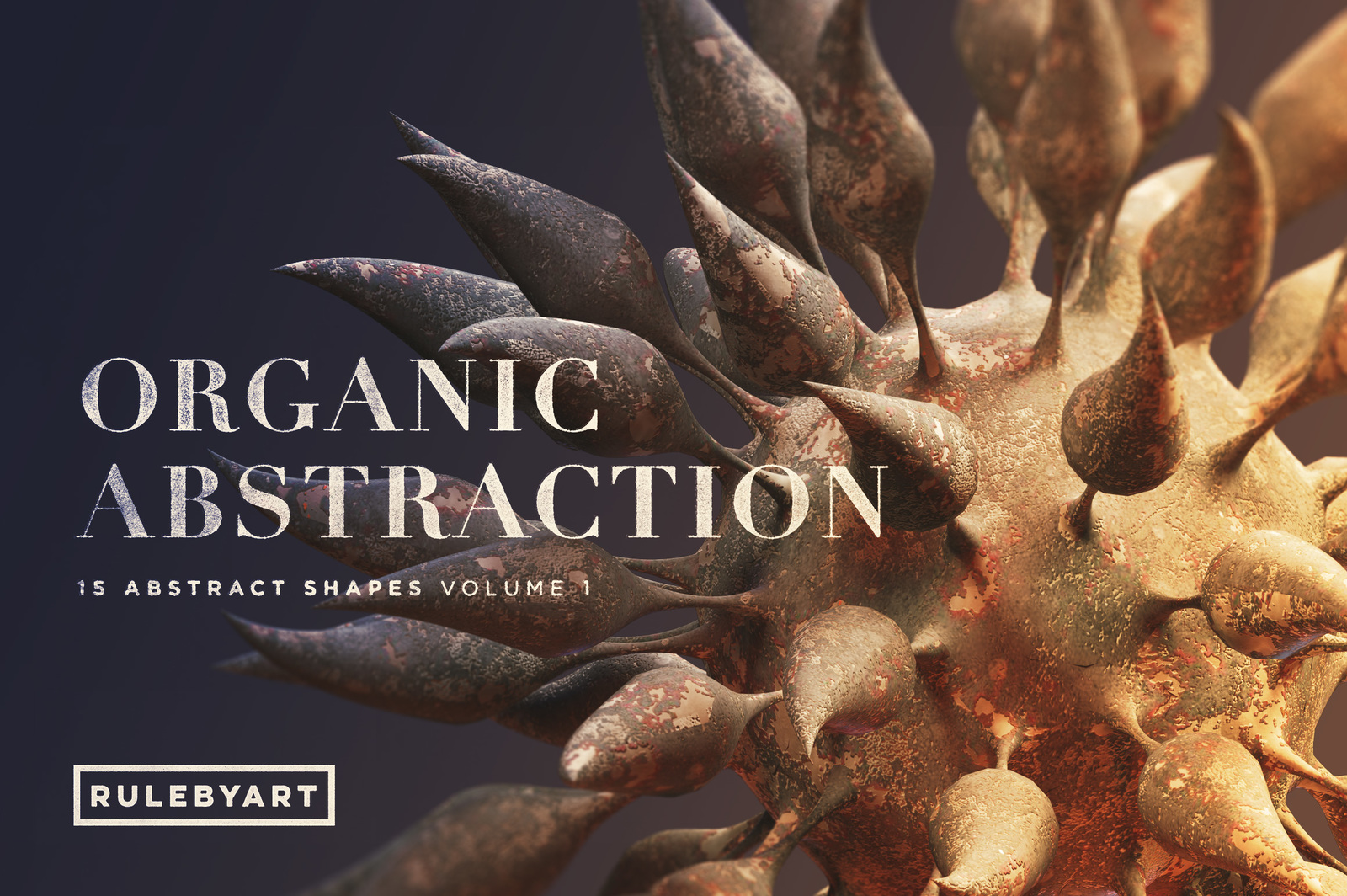 Organic Abstraction Vol1