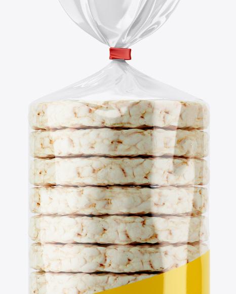 Corn Cakes Pack Mockup