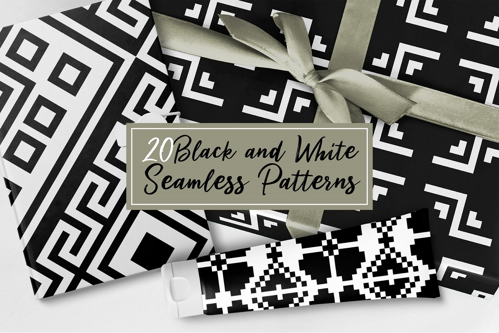 Black&White Pattern Collection