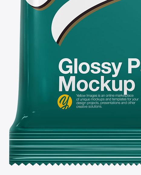 Glossy Pack Mockup