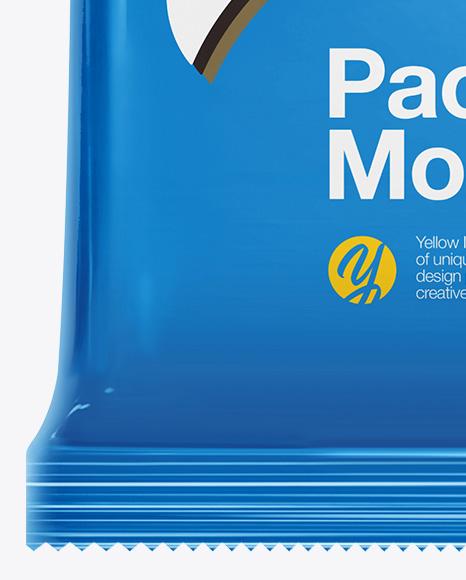 Glossy Package Mockup