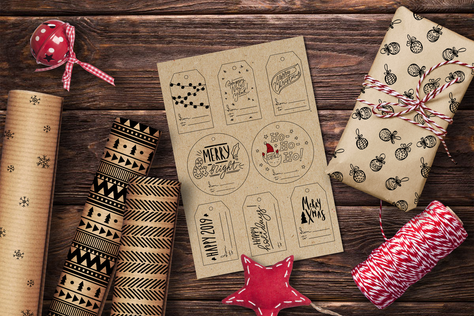 Christmas Crafters Pack – for DIY projects