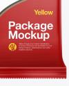 Matte Package Mockup