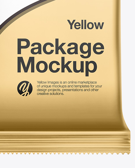 Download Matte Condom Packaging Mockup Half Side View PSD - Free PSD Mockup Templates