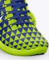 Pair of Sneakers Mockup