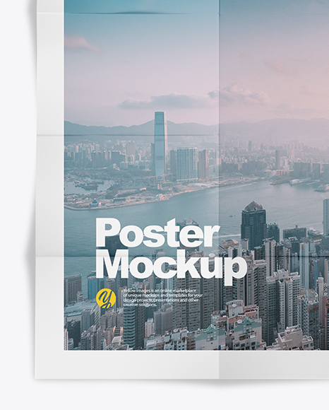 Matte Poster Mockup