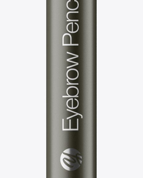 Matte Eyebrow Pencil Mockup