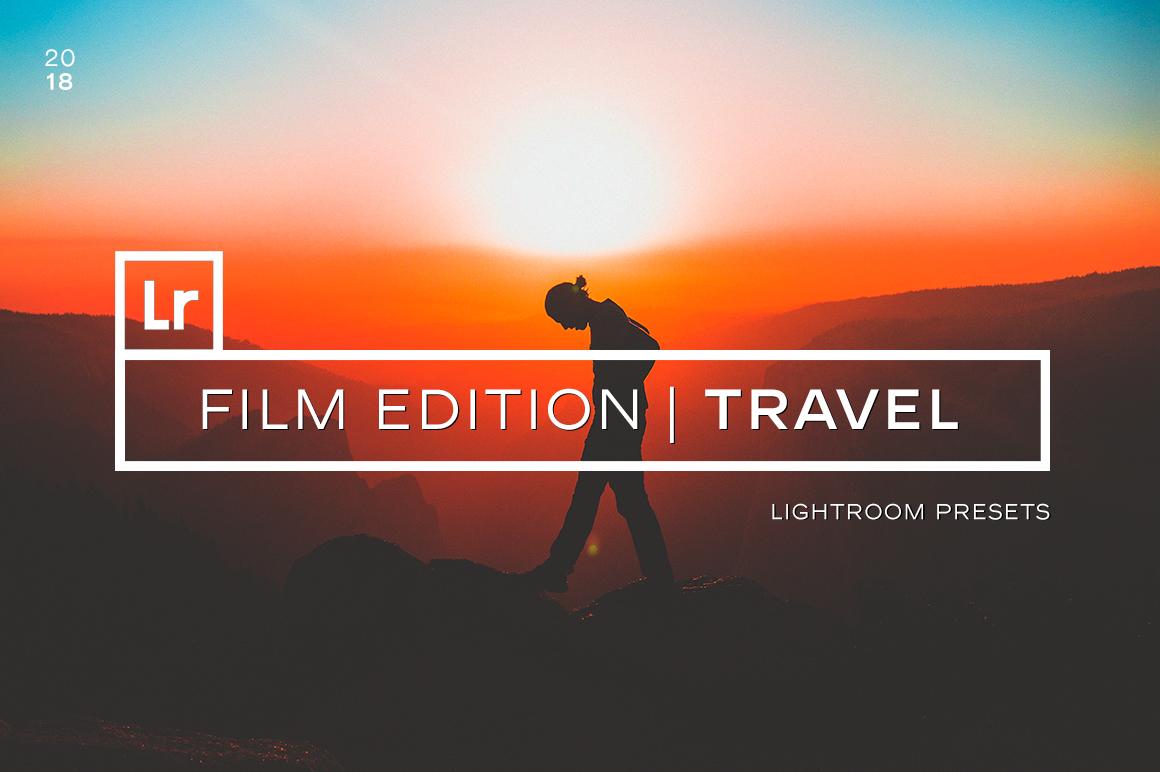 100+ Film Travel Lightroom Presets