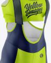 Women's Cycling Kit Mockup