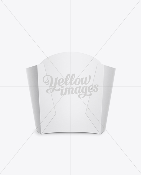 Paper French Fries Box - Small size