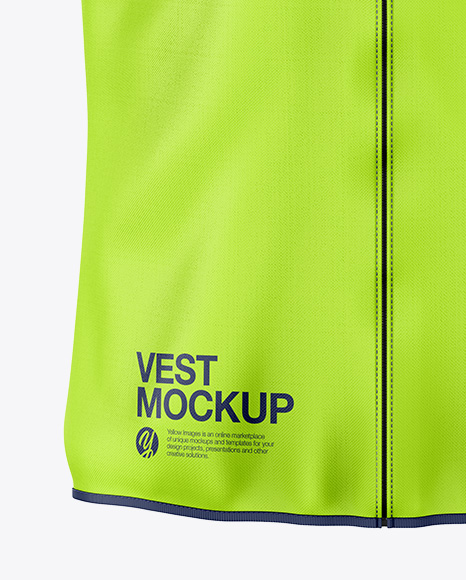 Vest Mockup