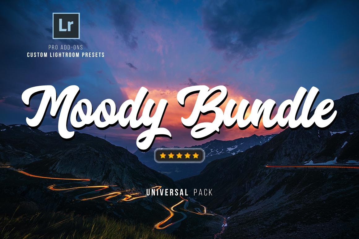 Moody Bundle Lightroom Presets
