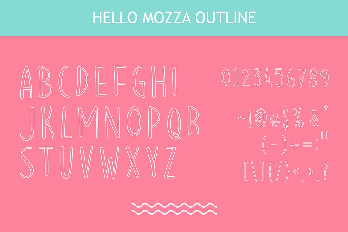 Hello Mozza