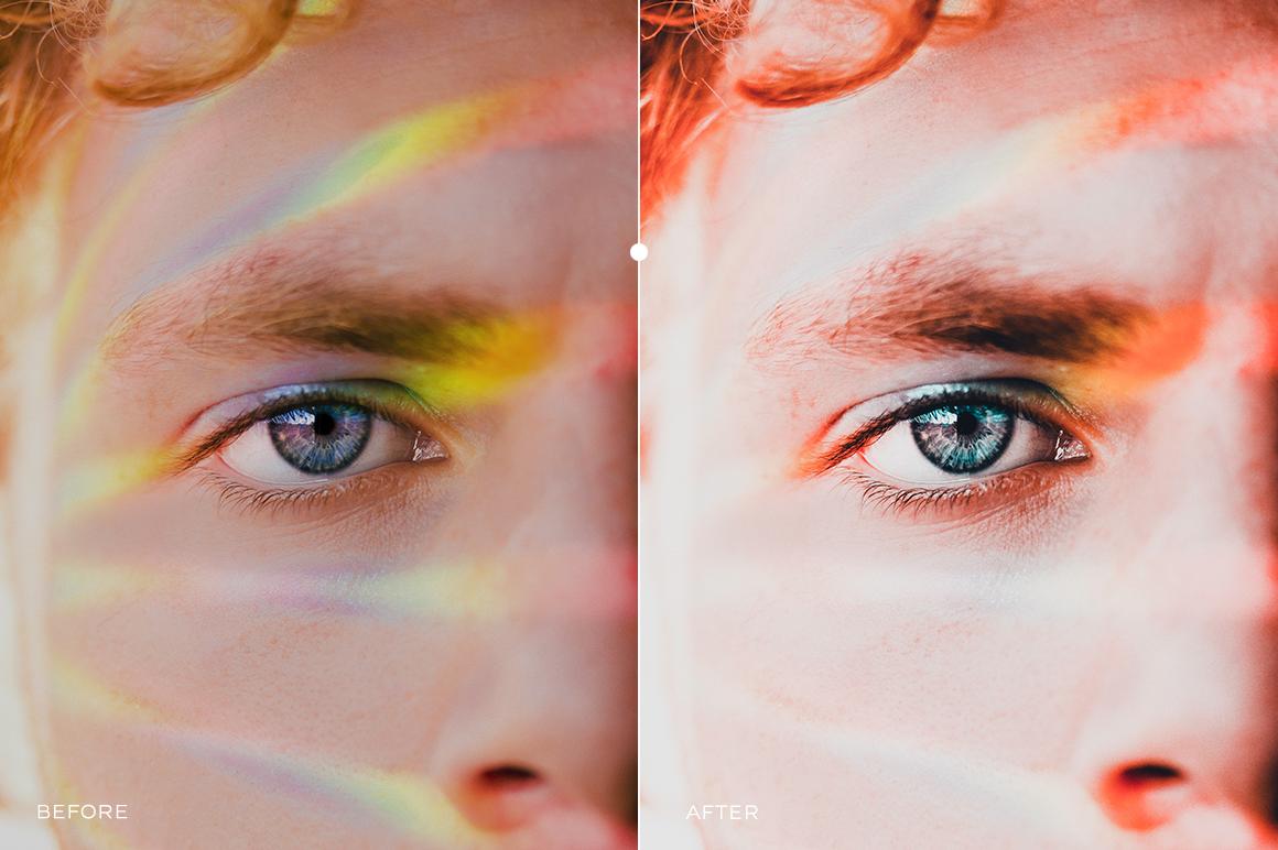 Pastel Portrait Lightroom Presets