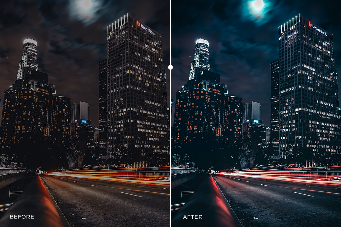 Pastel Urban Lightroom Presets
