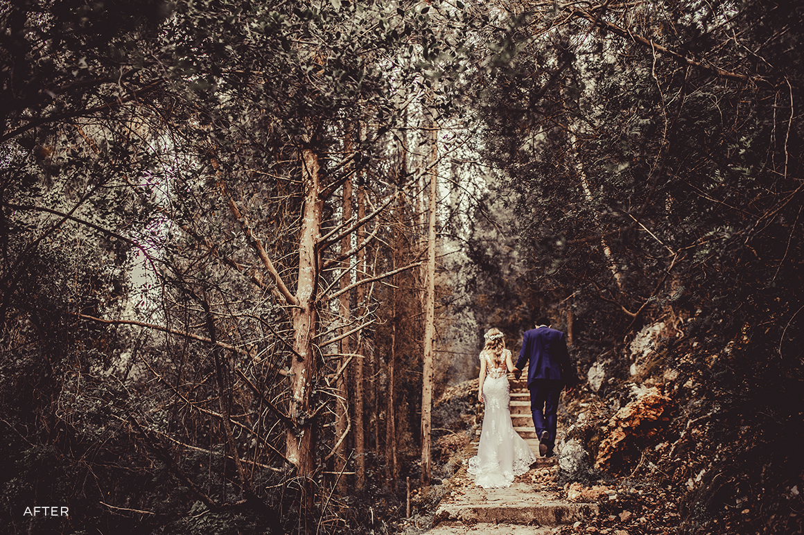 Pastel Wedding Lightroom Presets