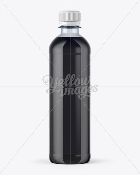 Download Blue Plastic Bottle Paper Box Mockup PSD - Free PSD Mockup Templates