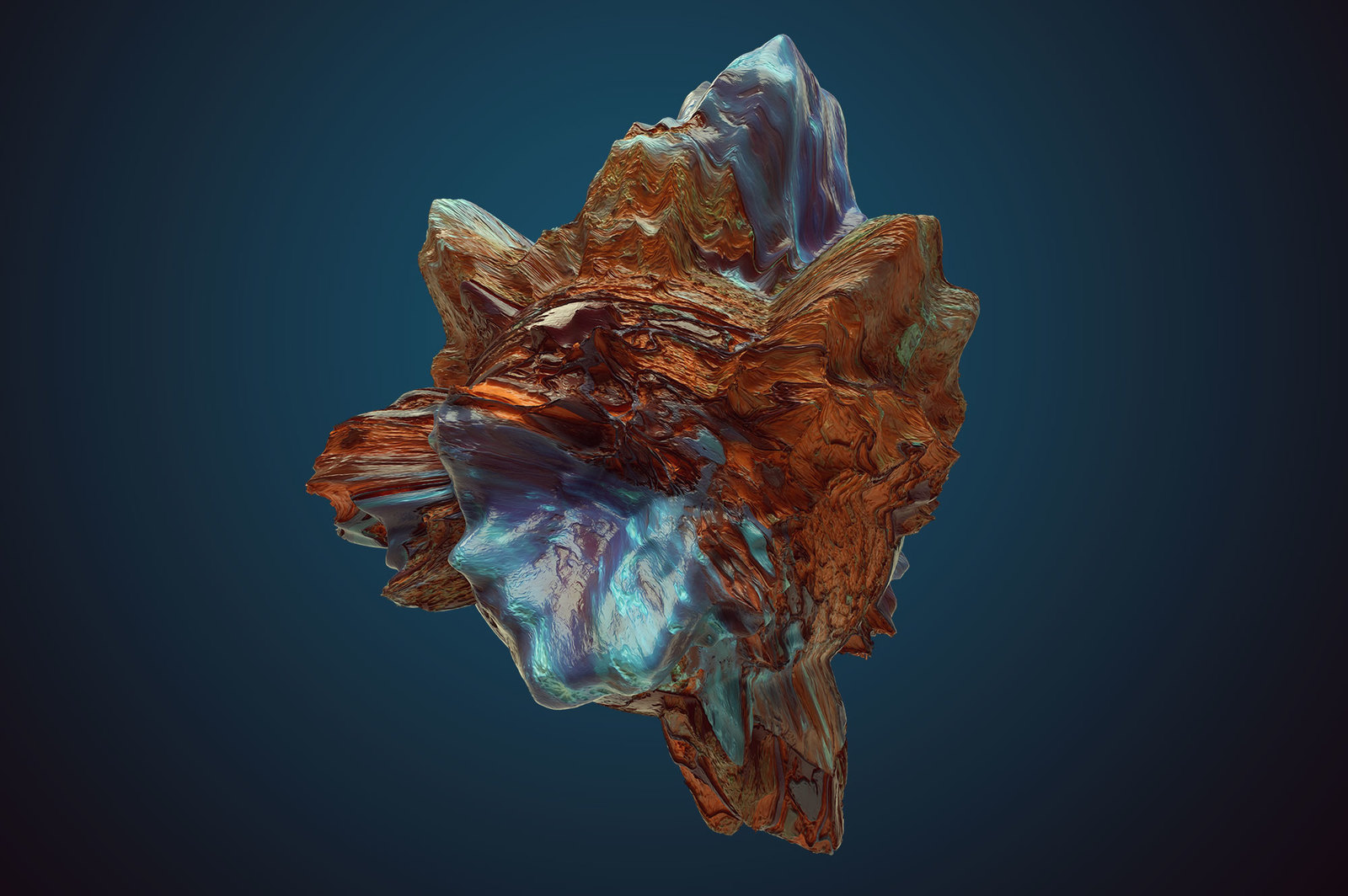 Tectonic: 10 Abstract 3D Shapes